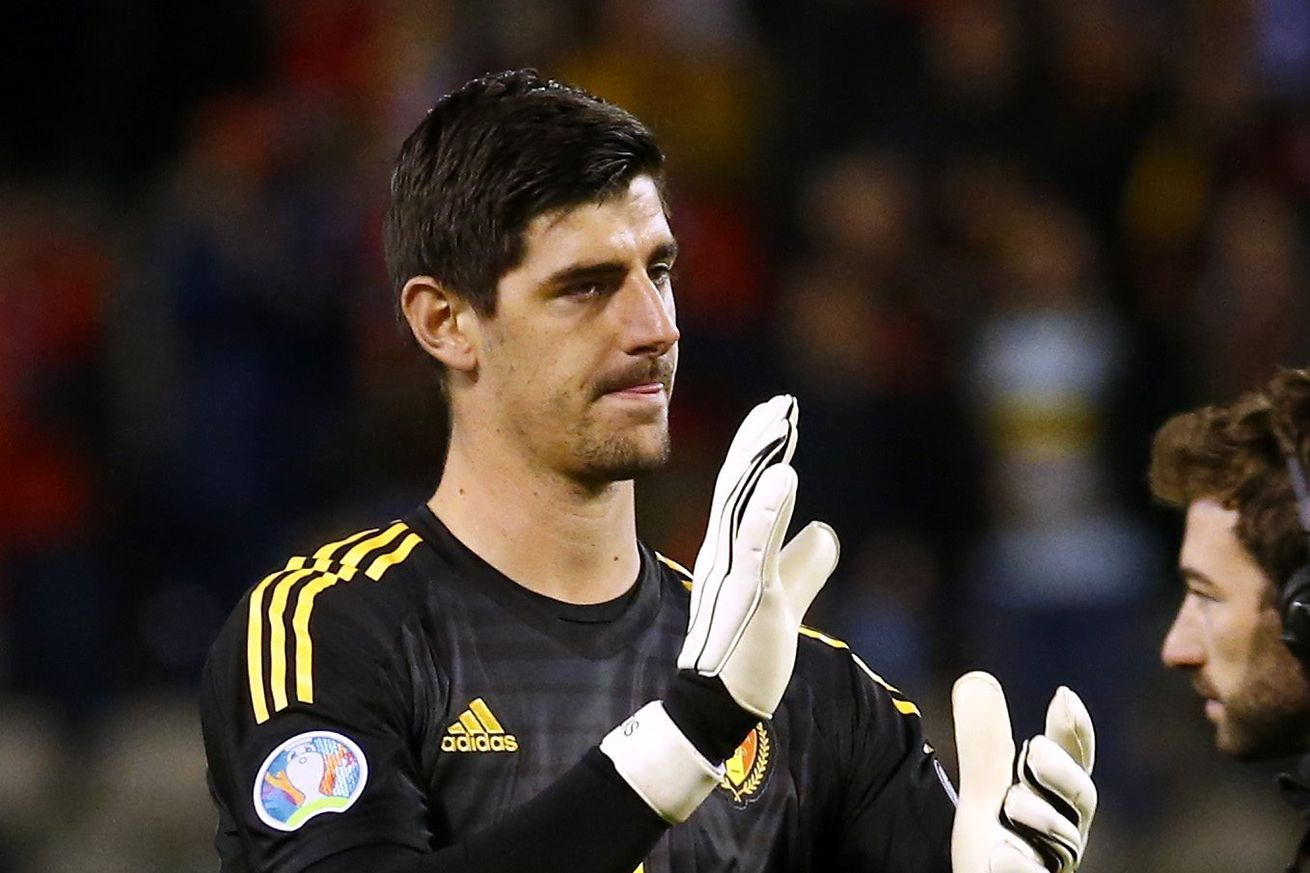 Courtois: ?I ask the media to be responsible and respectful?