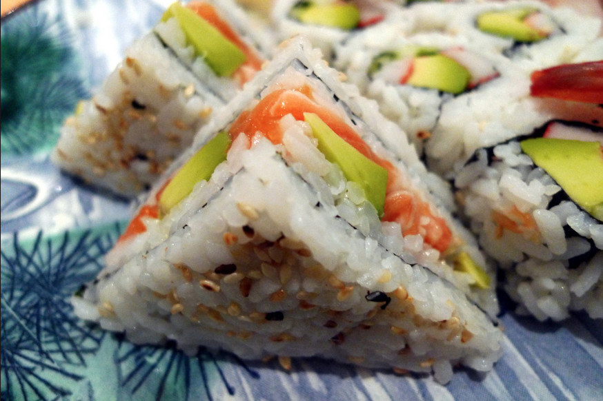 Catford's best restaurants: sushi at Sapporo Ichiban on Catford Broadway, south east London
