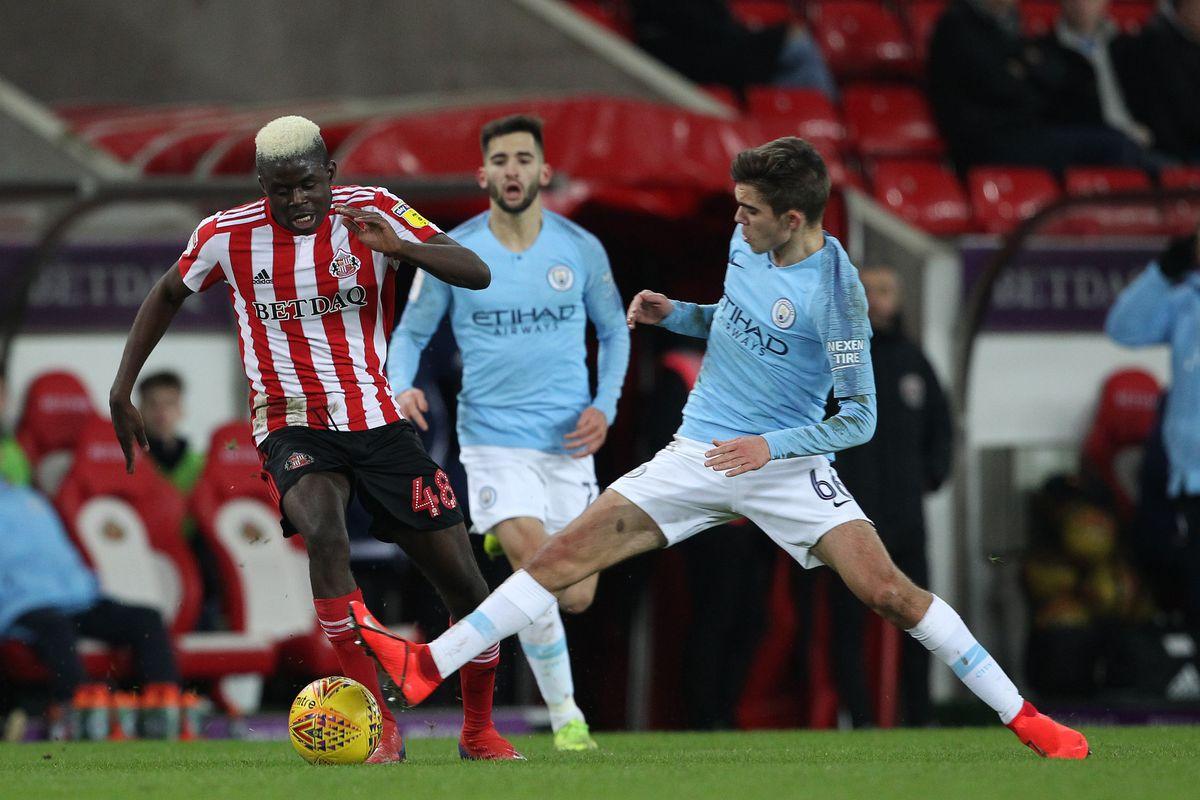 Sunderland v Manchester City - U23 Checkatrade Trophy Quarter Final Match