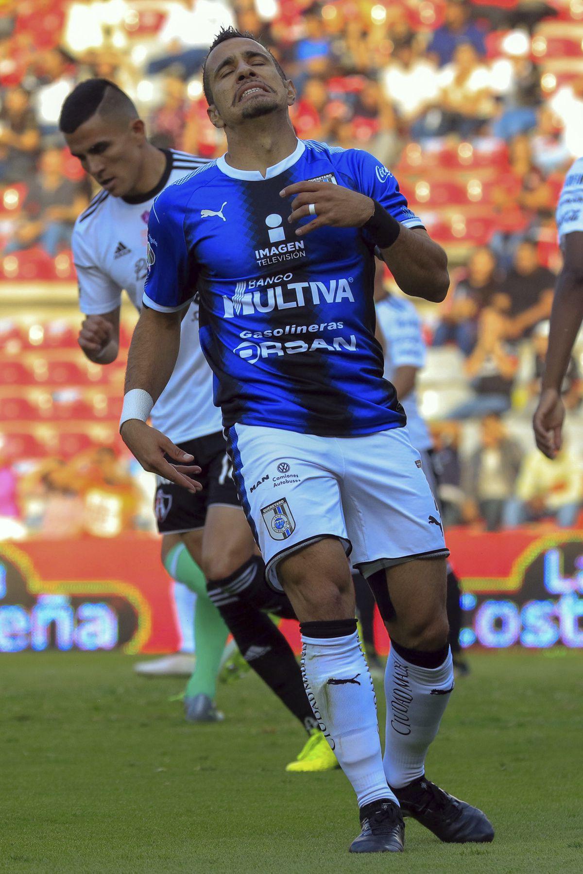 Queretaro v Atlas - Torneo Apertura 2017 Liga MX