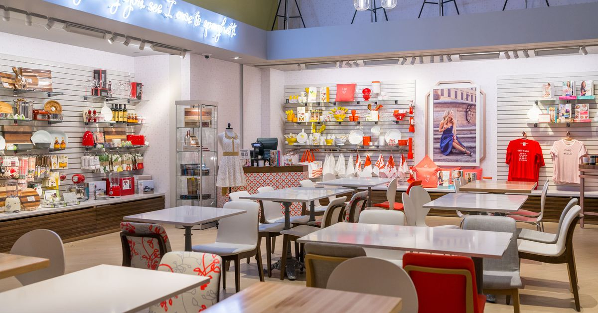 Shop Like Giada De Laurentiis At Pronto By Giada Eater Vegas