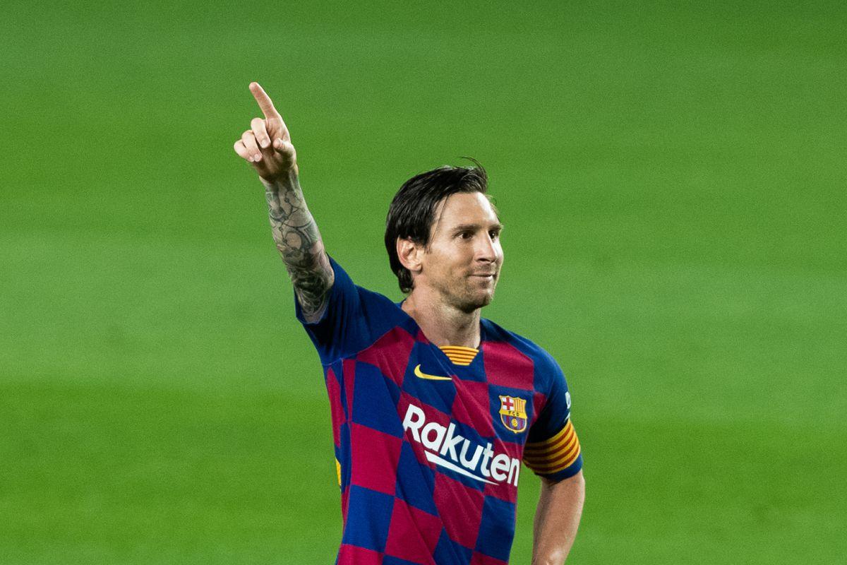 LaLiga - FC Barcelona V CD Leganes