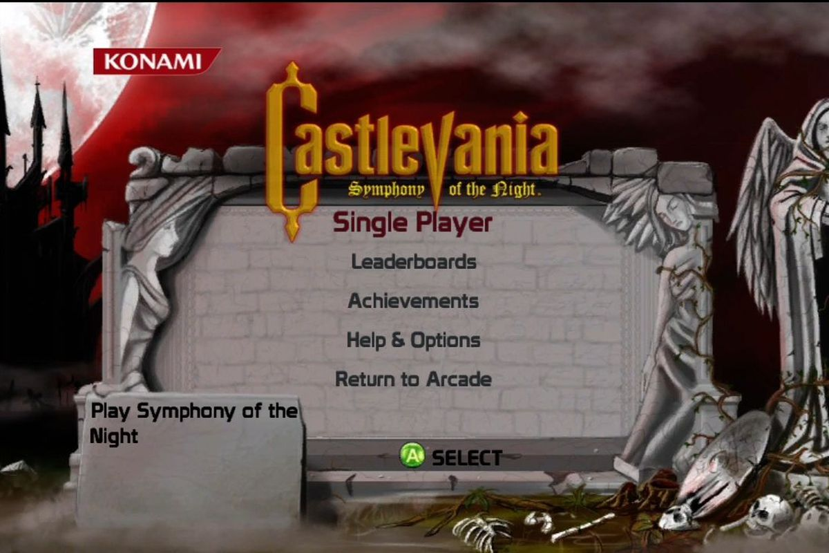Alan Wake, Castlevania: Symphony of the Night and Pac-Man