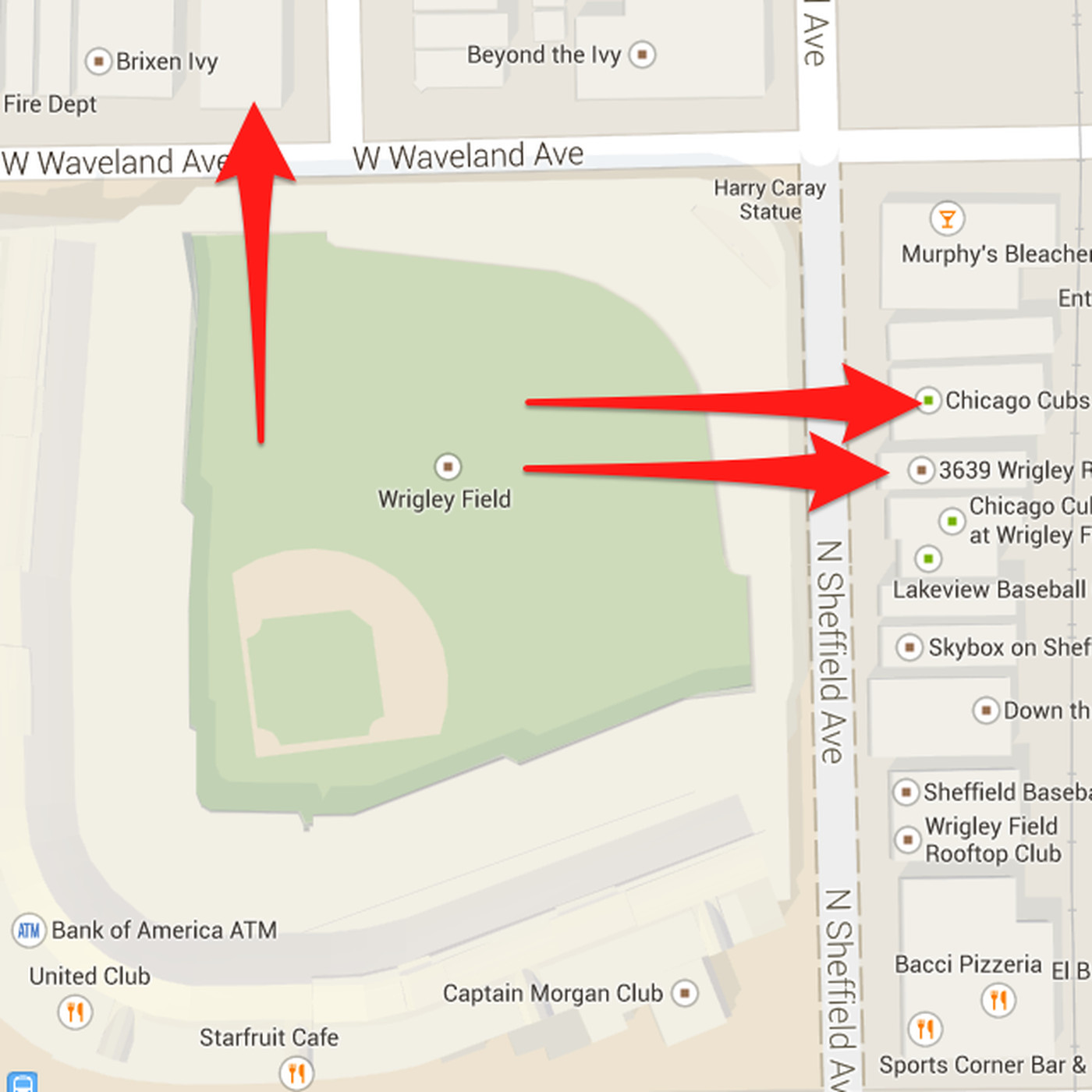 Ricketts Family Buys Three Wrigley Field Rooftop Properties Curbed