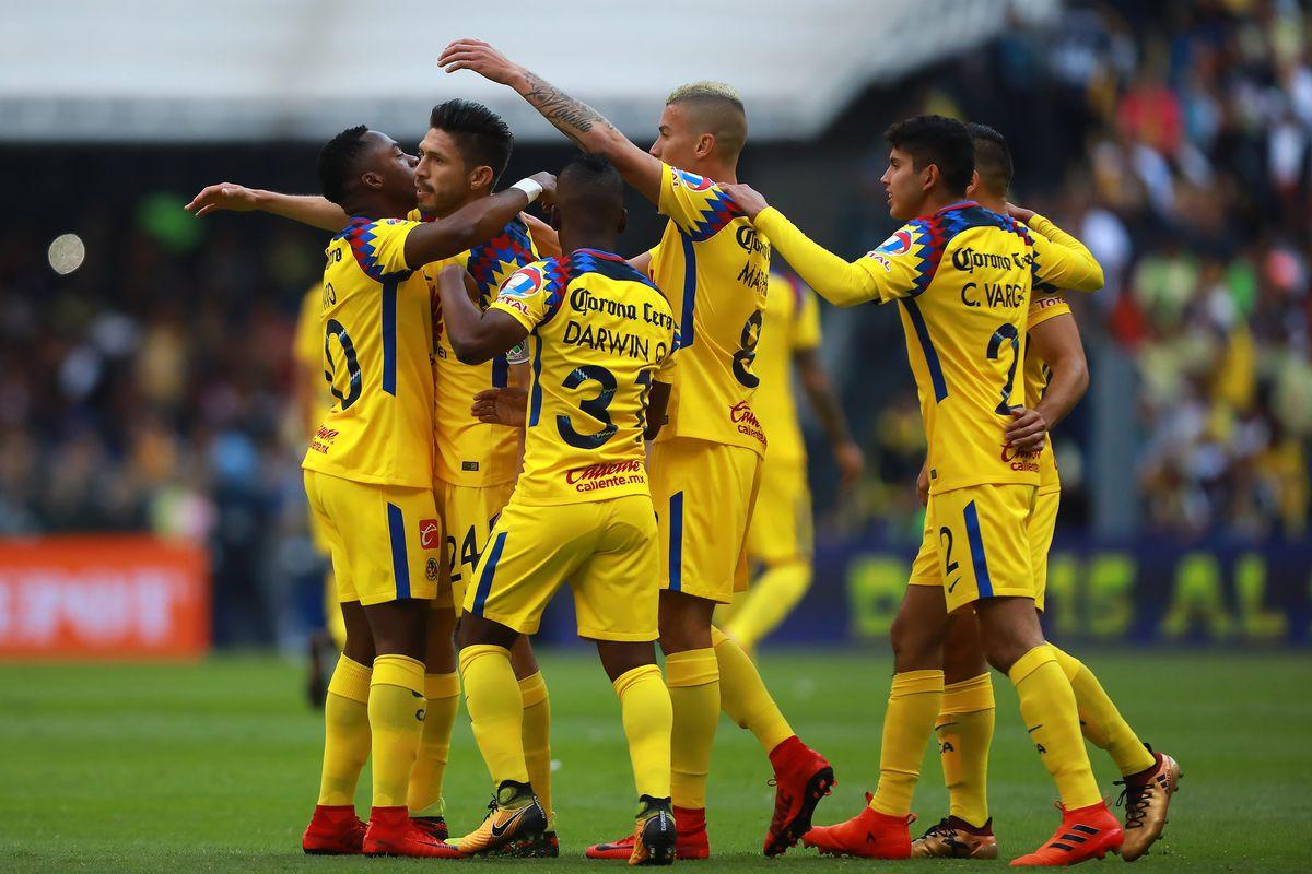 America v Pachuca - Torneo Clausura 2018 Liga MX