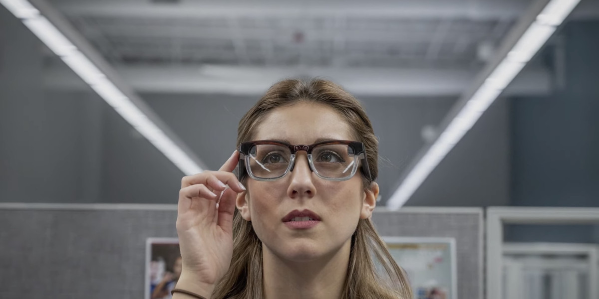 Image of article 'Vuzix's new microLED smart glasses look like tech you'd actually want to wear on your face'