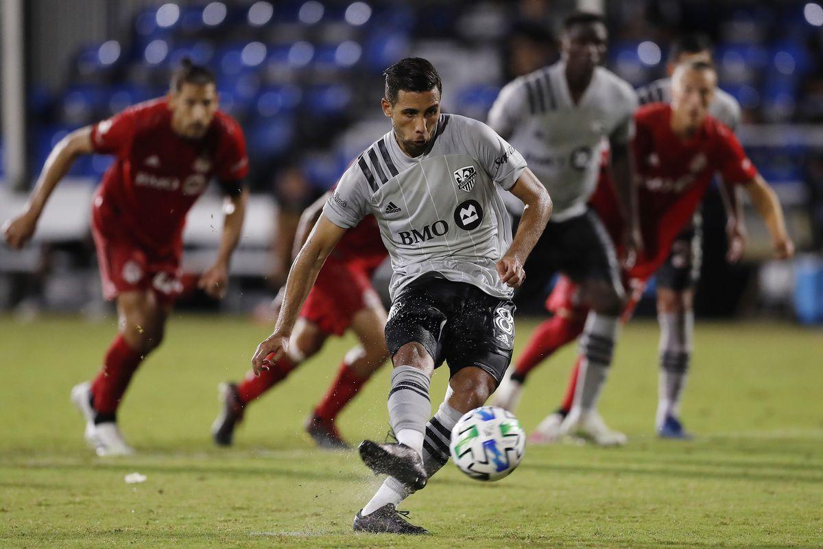 Montreal Impact v Toronto FC - MLS Is Back Tournament