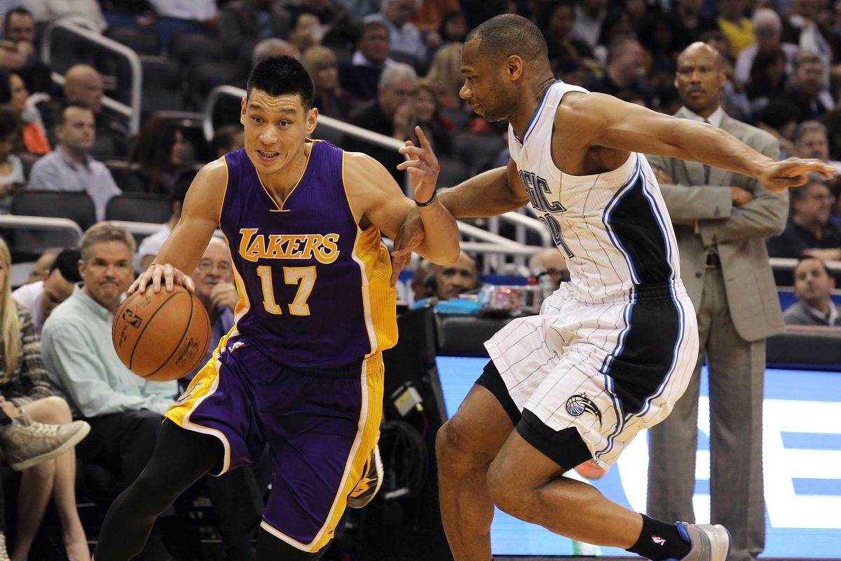 Jeremy Lin and Willie Green