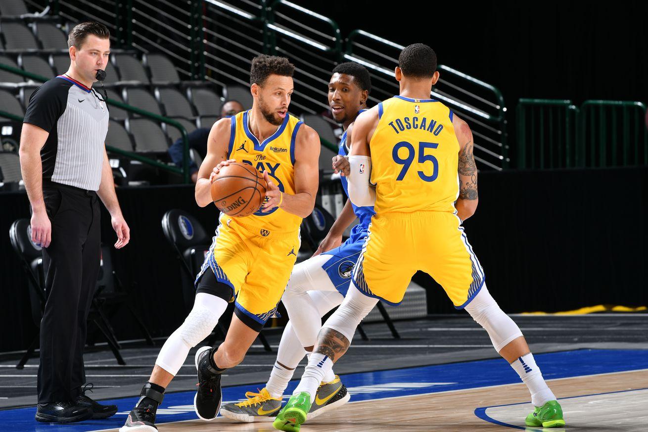 Golden State Warriors v Dallas Mavericks
