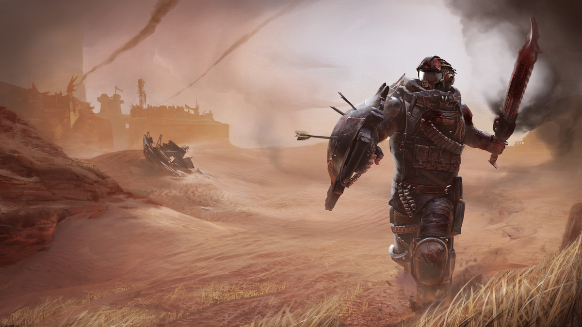 Elex, from the makers of Gothic and Risen, might be a disaster - Polygon