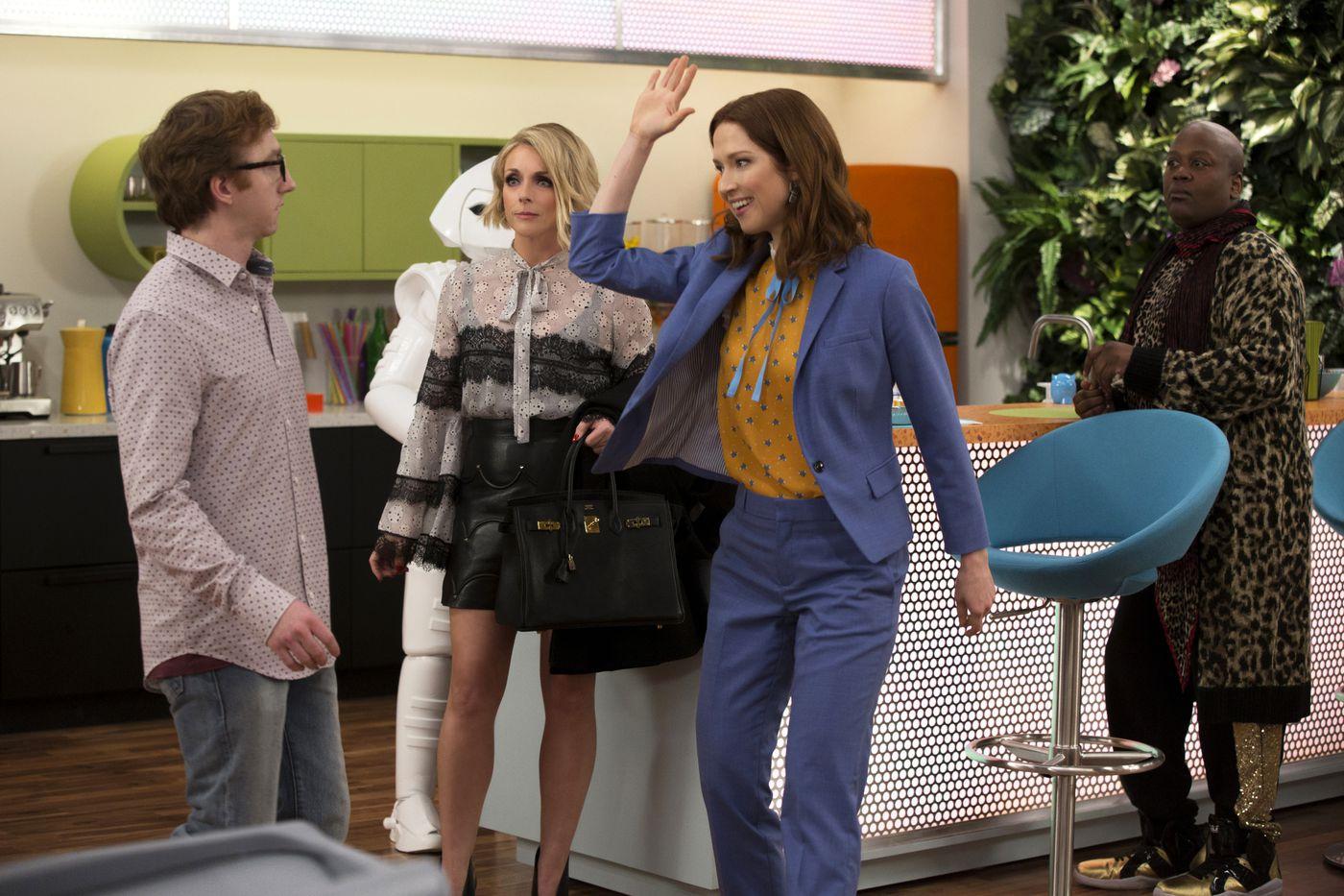 Unbreakable Kimmy Schmidt review: season 4 deftly takes on
