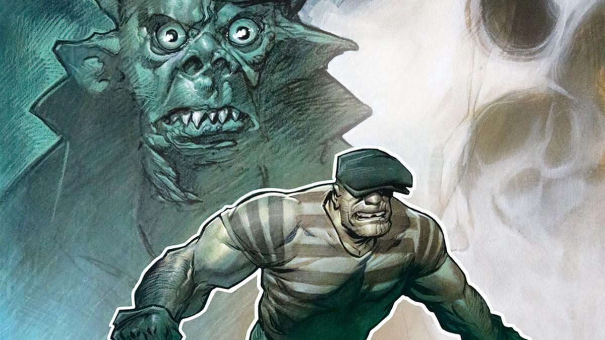 the goon - the villainy of vinnie nosferatu
