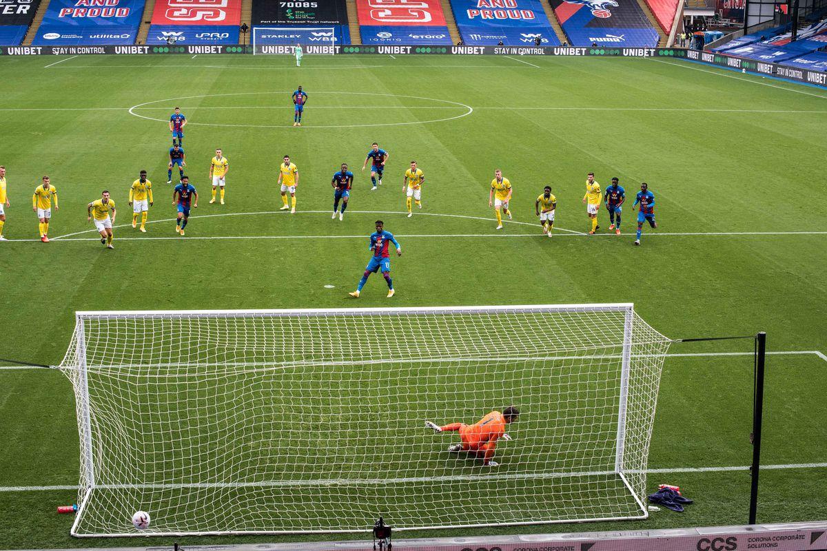 Crystal Palace v Brighton & Hove Albion - Premier League
