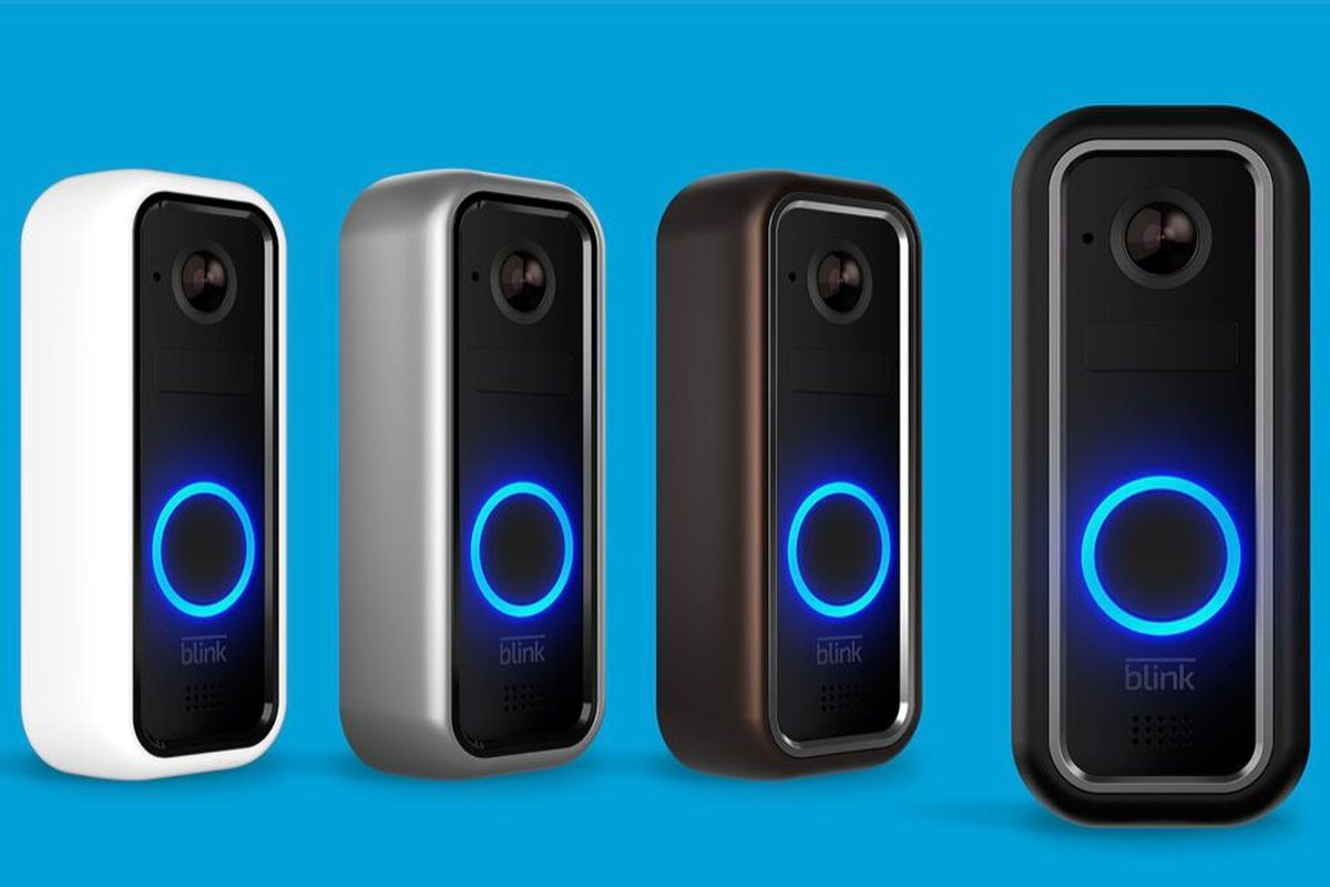 Blink Announces A Cheap Video Doorbell The Verge