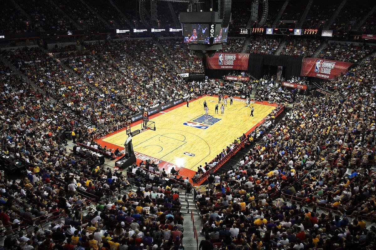 NBA: Summer League-Los Angeles Clipper at Los Angeles Lakers