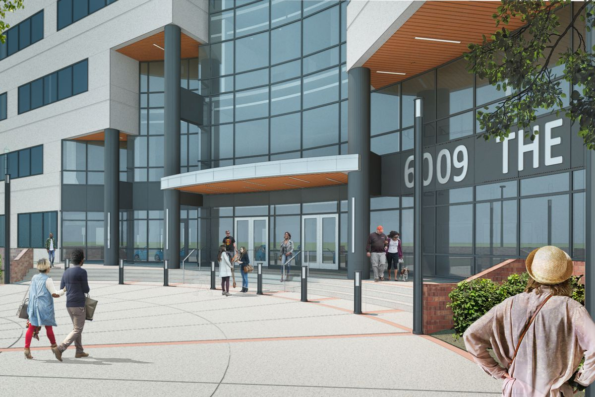 Office building near MGM National Harbor approved for