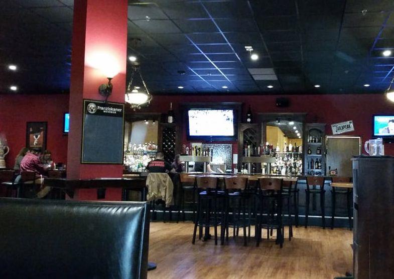 Old Line MD bar