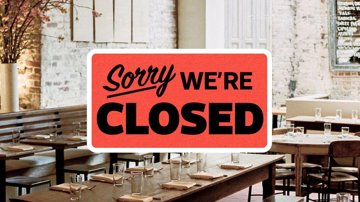 2020 Atlanta Restaurant and Bar Closures - Eater Atlanta