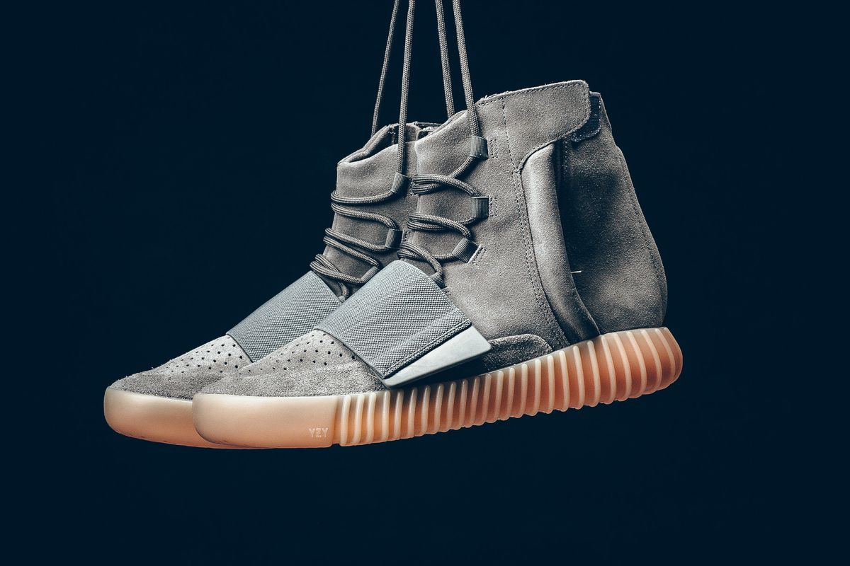 best sneakers cbff5 68393 Yeezy Boost 750s Are Basically Impossible to Get, But Here ...