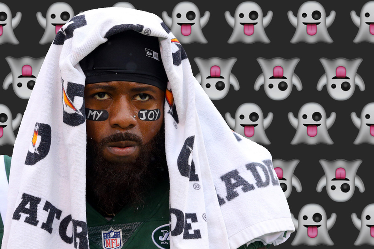 Jets WR Jeremy Kerley Blames Ghosts For Failed Drug Test
