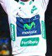 Vuelta white jersey