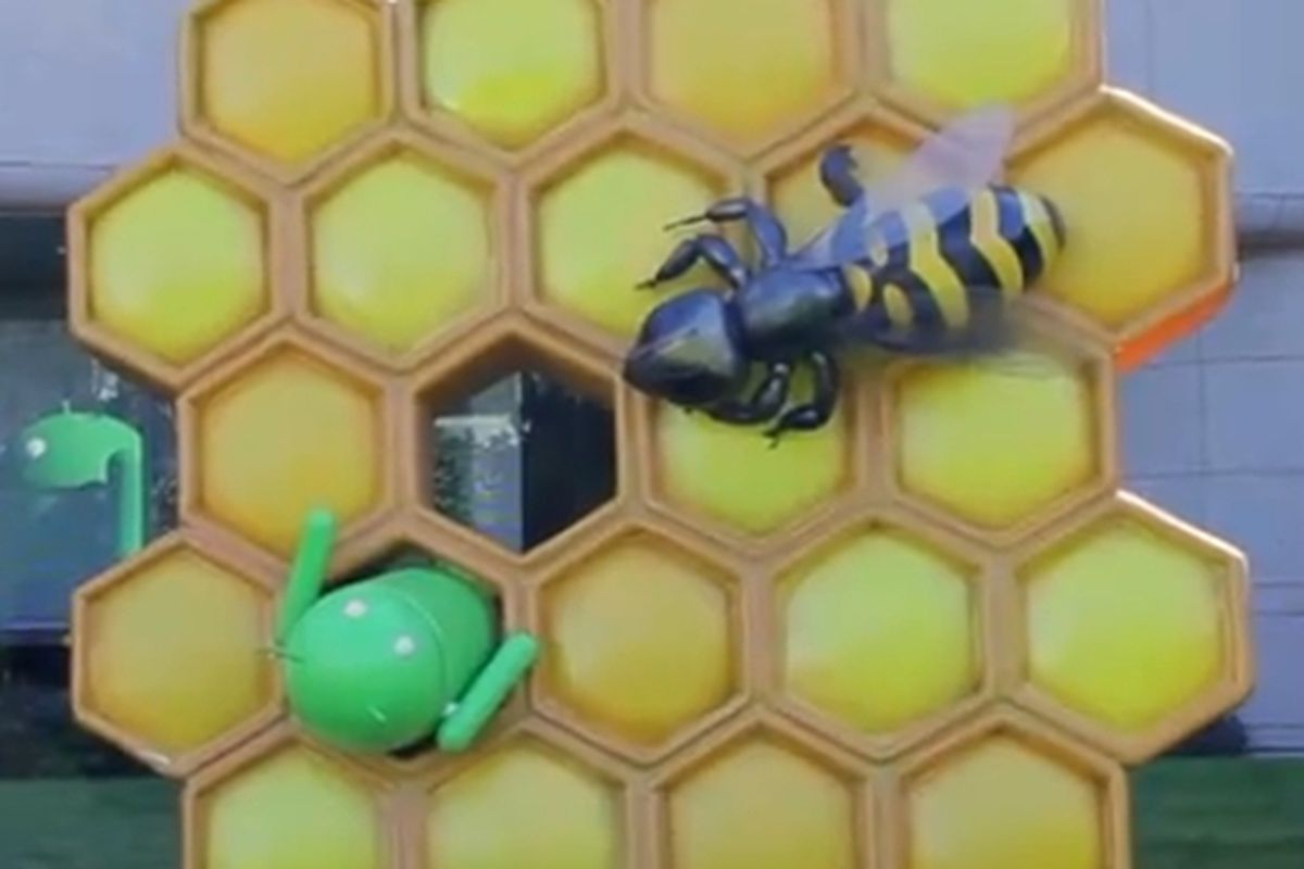 Honeycomb Sculpture