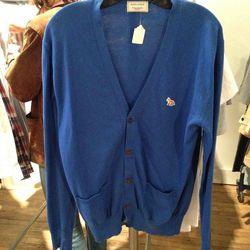 Maison Kitsuné men's sweater, $235