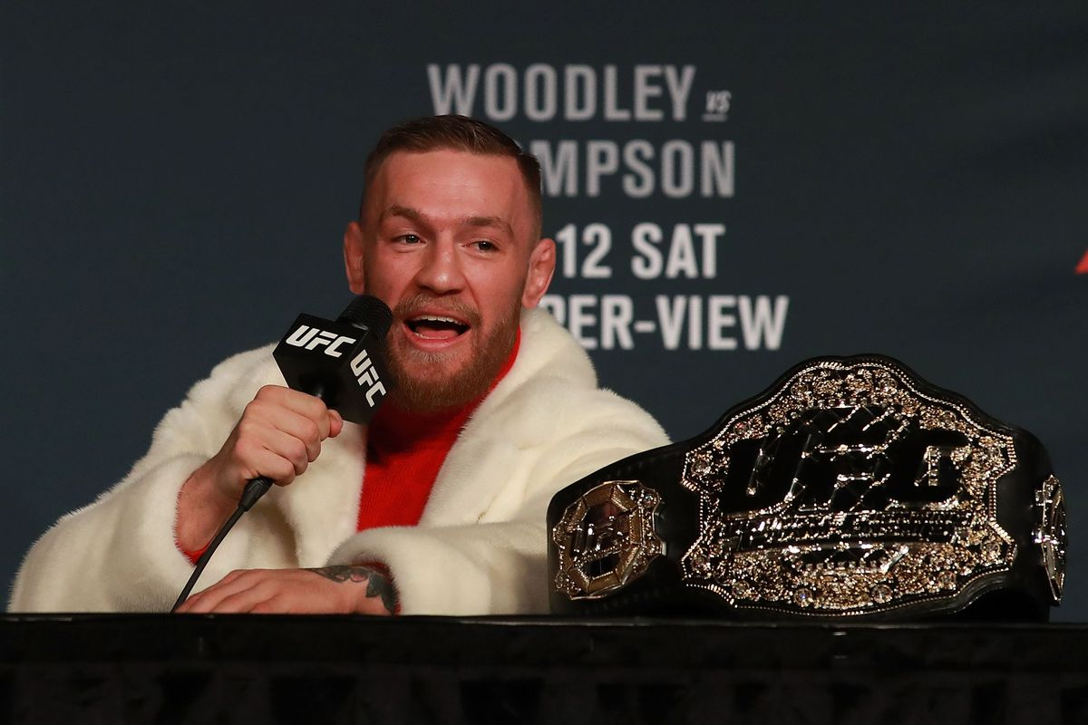 Morning Report: Man struck by Conor McGregor calls former champion 'a bit of a bully'