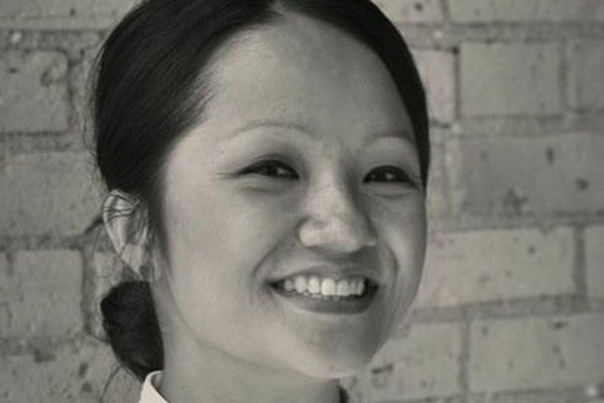 Diane Yang, pastry chef at Merchant