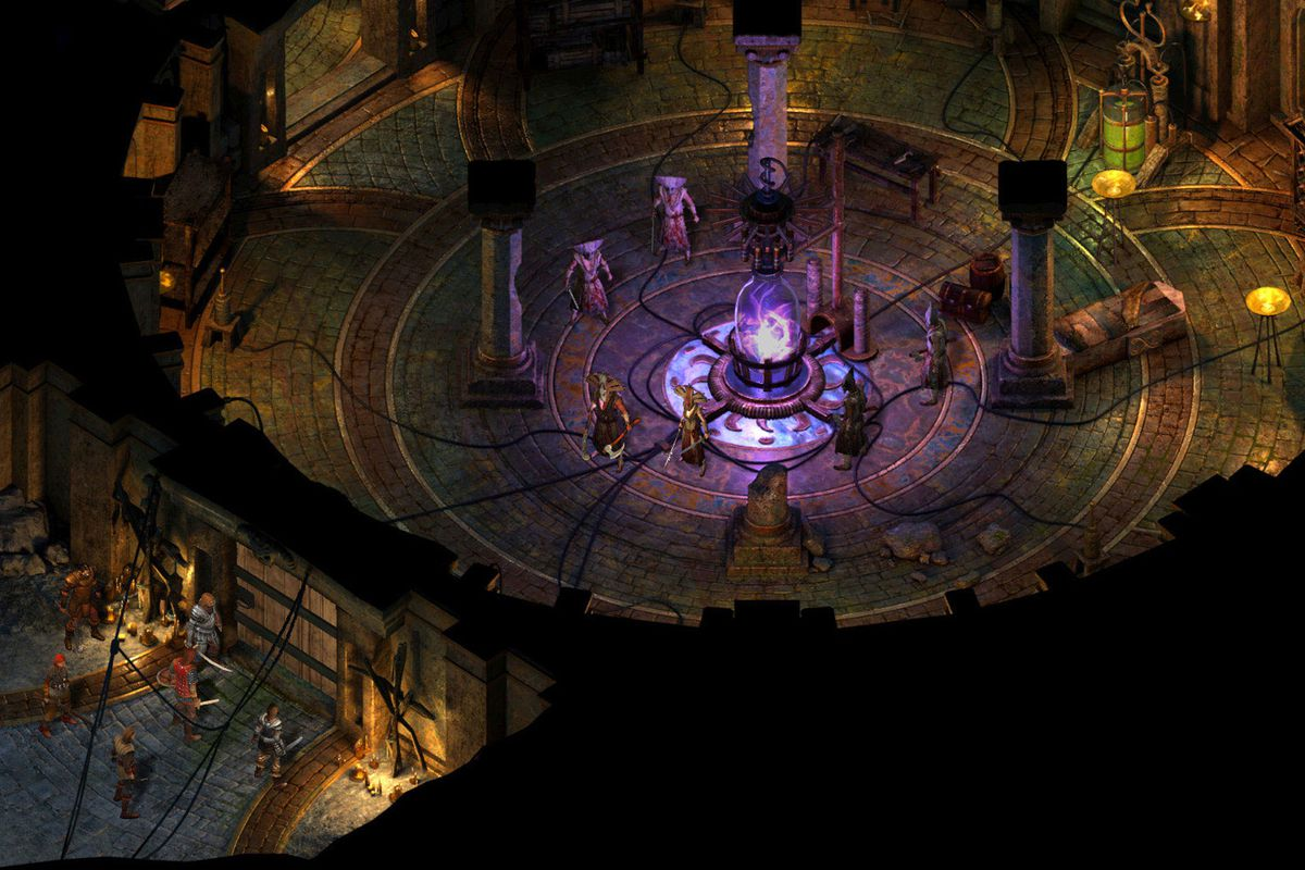 Pillars of Eternity creators plan to expand with tabletop