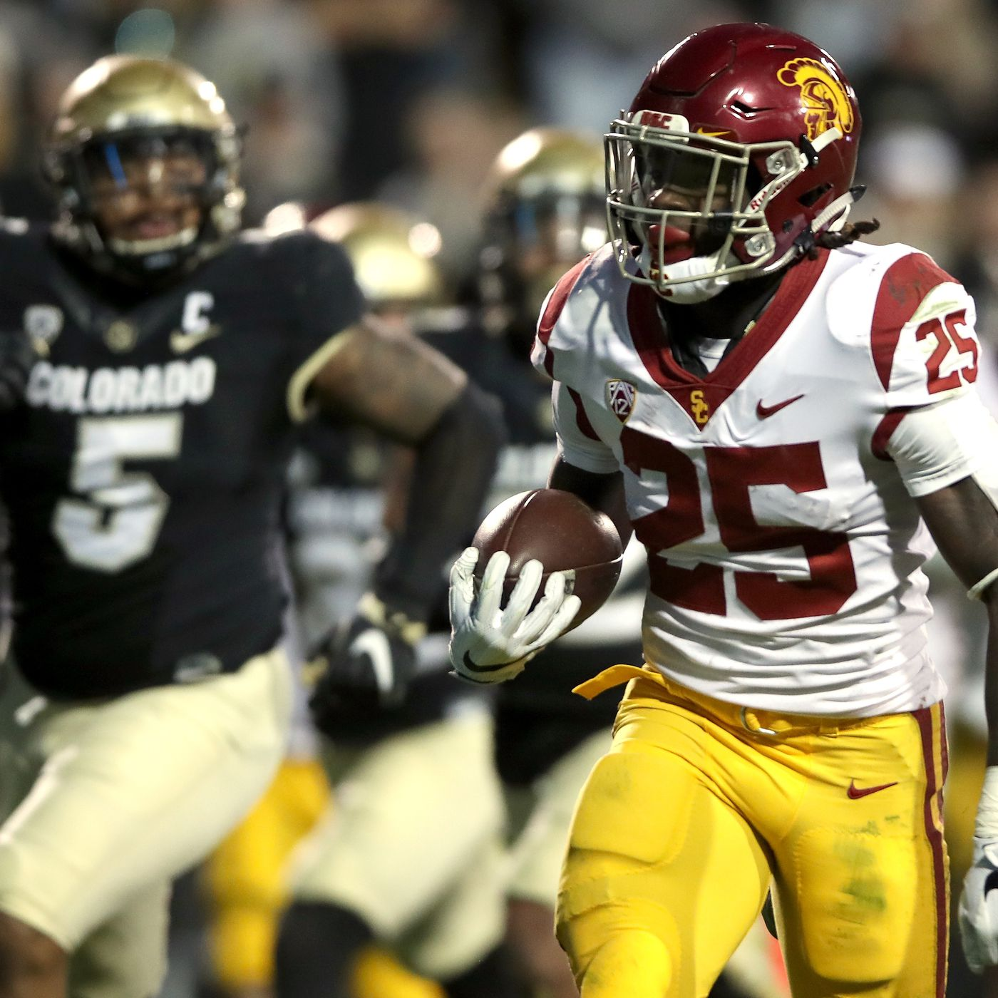 2018 Nfl Scouting Report Scouting Usc Running Back Ronald Jones Mile High Report