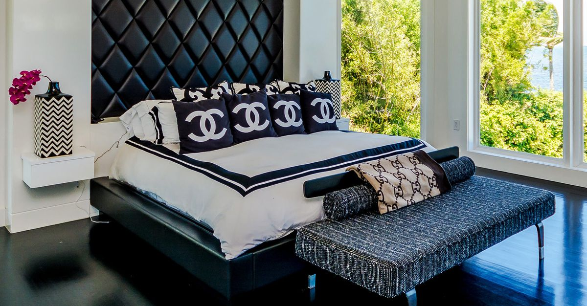 Miami Home With Chanel Themed Master For 20m Curbed Miami