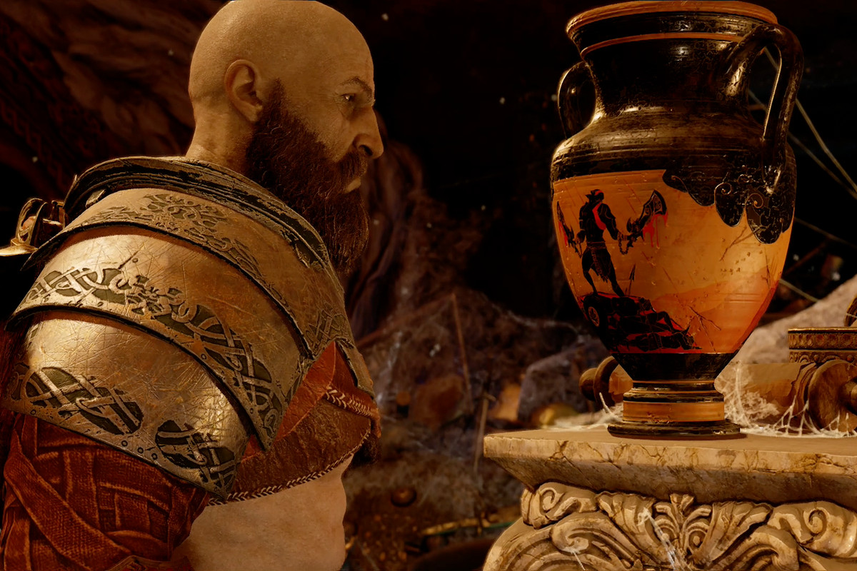 God of War guide: The Black Rune walkthrough and