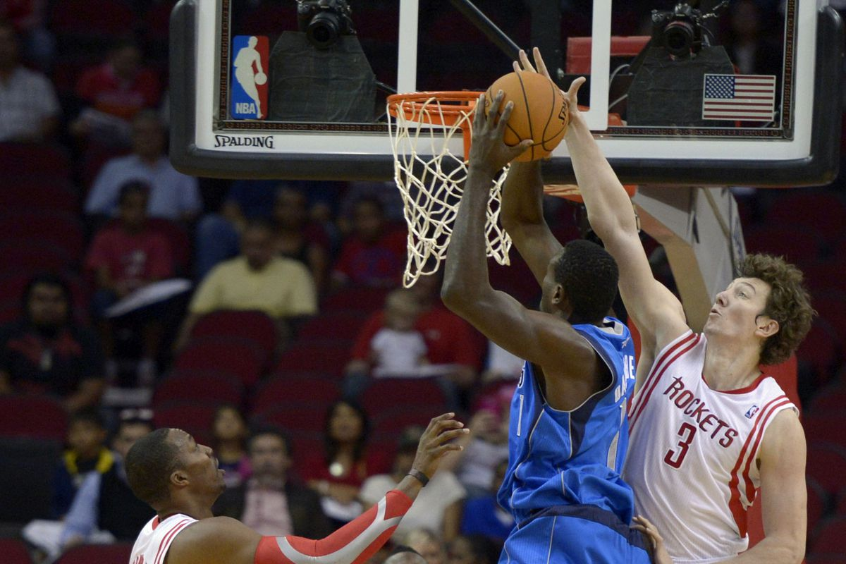 If Howard doesn't get you, Asik will.