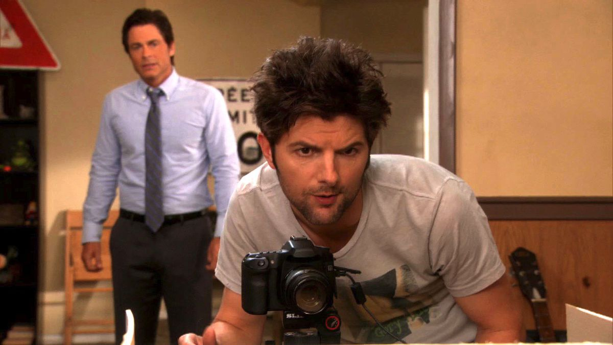'Parks and Recreation' (NBC)