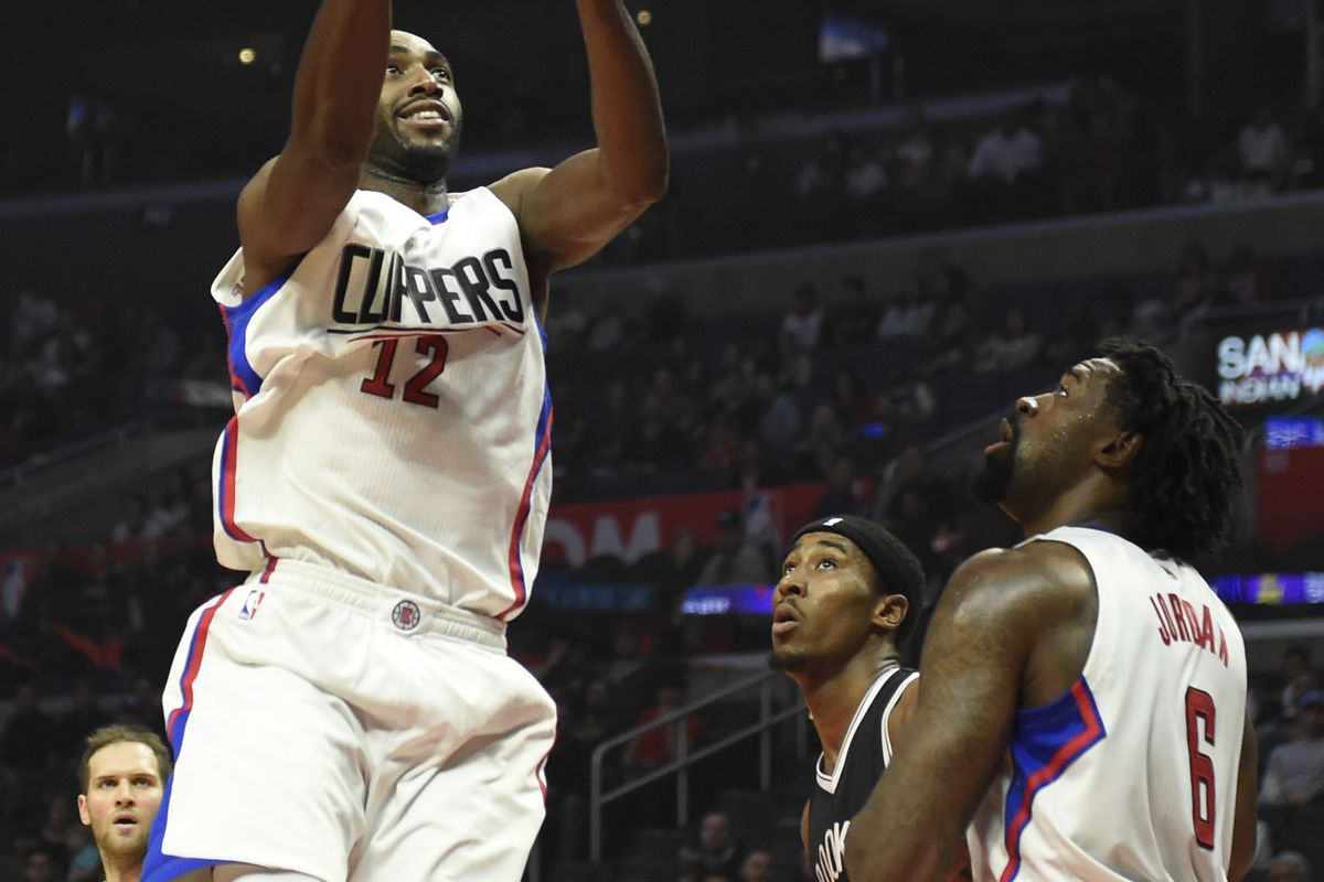 NBA: Brooklyn Nets at Los Angeles Clippers