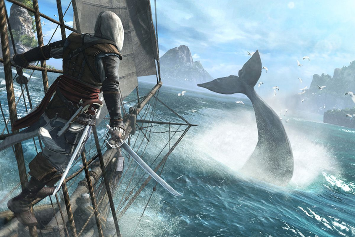 Truth And Fantasy In Assassin S Creed 4 Black Flag Polygon