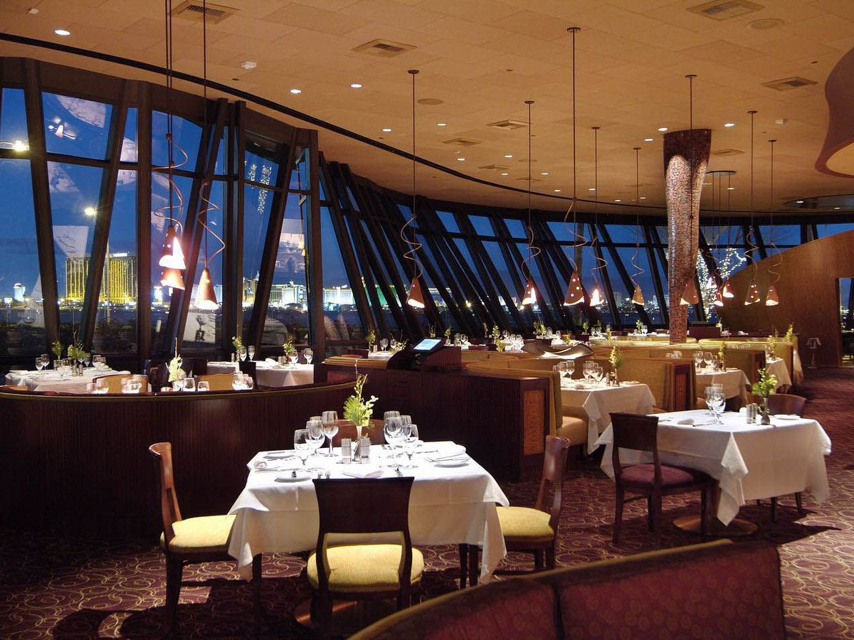 Restaurants With The Best Views Las Vegas Eater Vegas