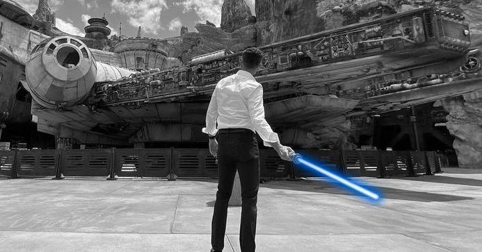 How Disney S Real Lightsaber Patent Actually Works The Verge