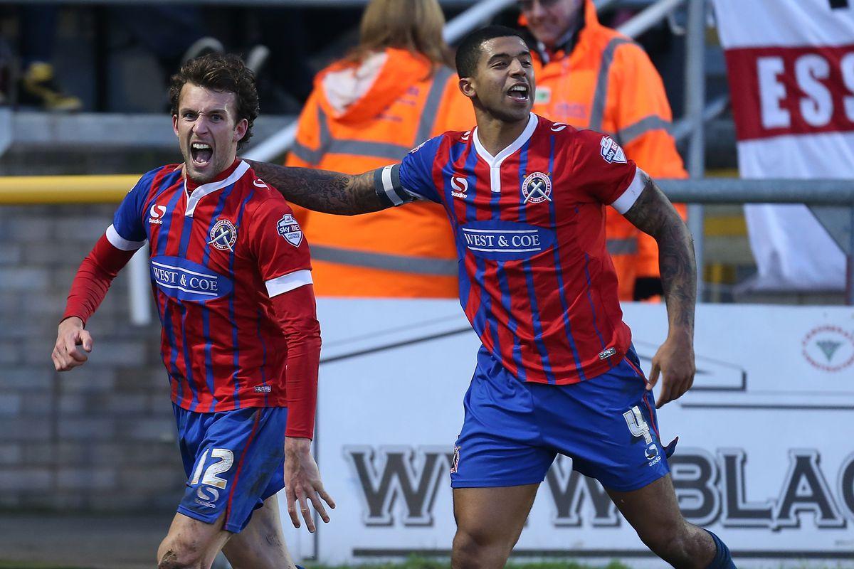 Dagenham & Redbridge v Northampton Town - Sky Bet League Two
