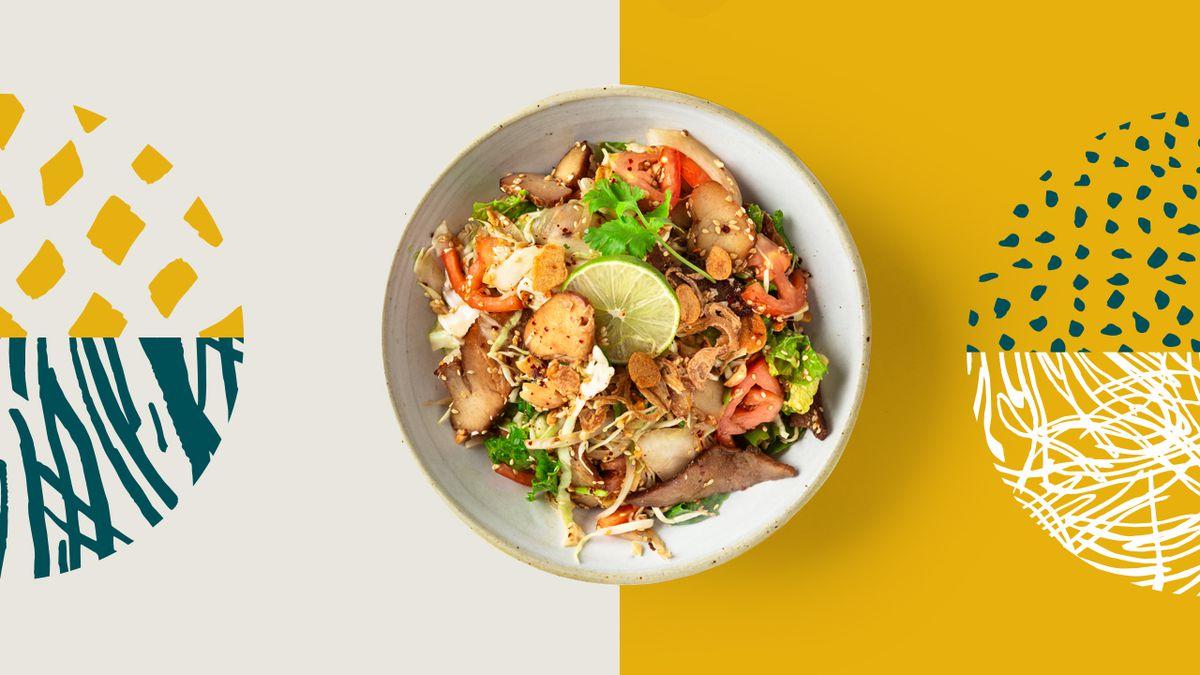 Bandoola Bowl Burmese Salad Shop Opens in Georgetown - Eater DC