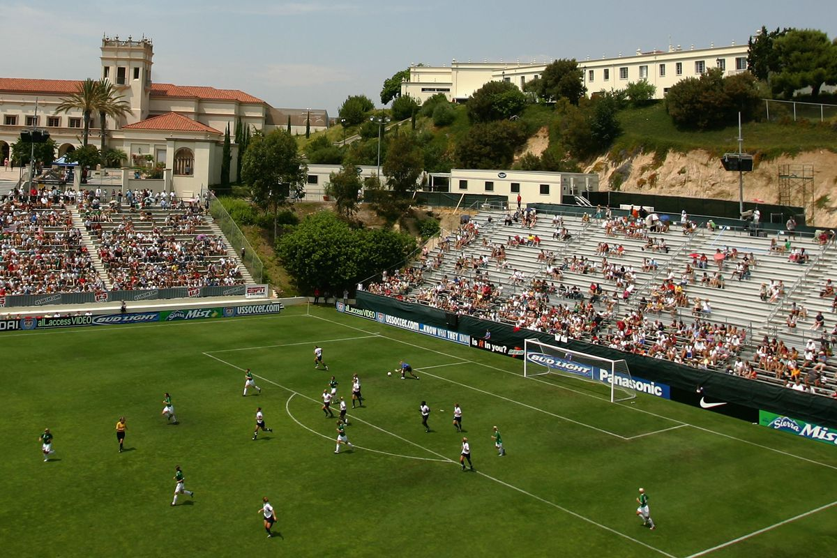 Women's Soccer: Ireland v United States