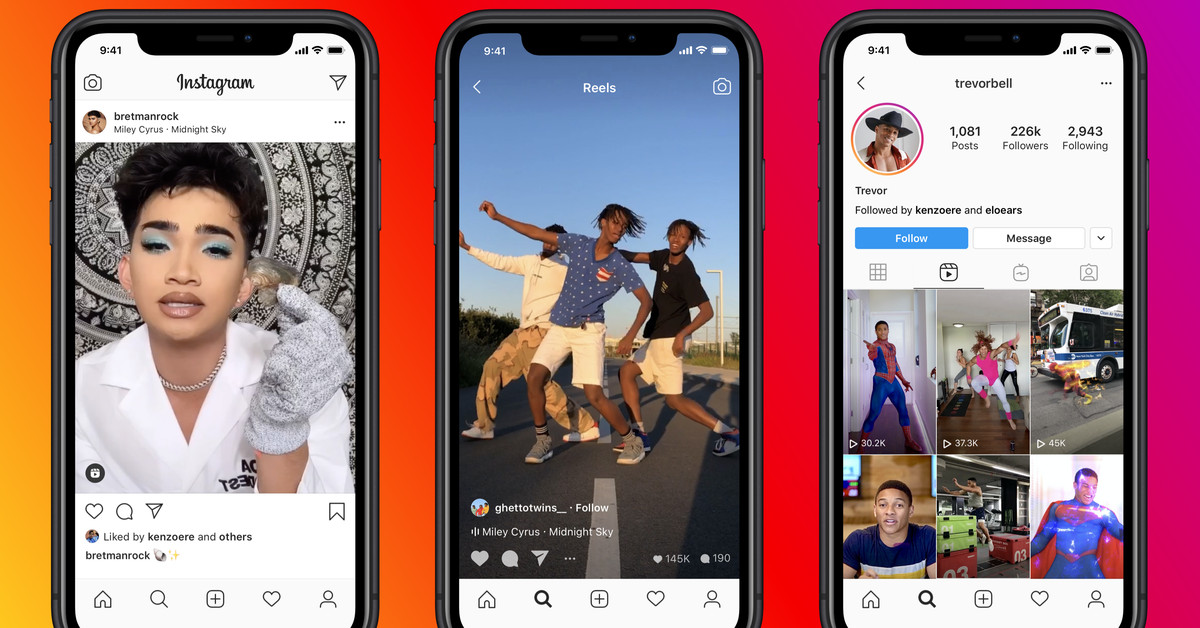 Instagram launches Reels, its attempt to keep you off TikTok thumbnail