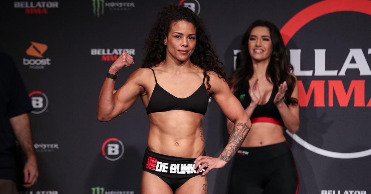 To evolve in MMA, Denise Kielholtz had to 'let go' of kickboxing