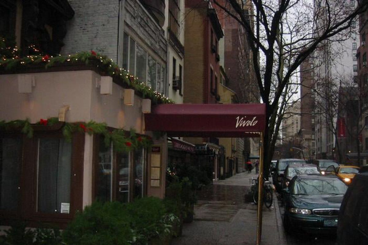 Vivolo On Upper East Side Closes After Over Four Decades