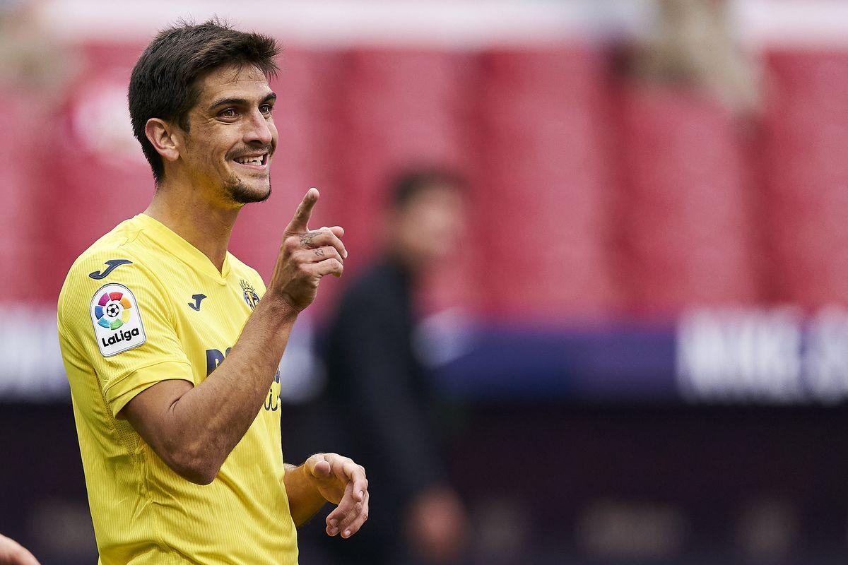 The underrated Gerard Moreno - Villarreal USA