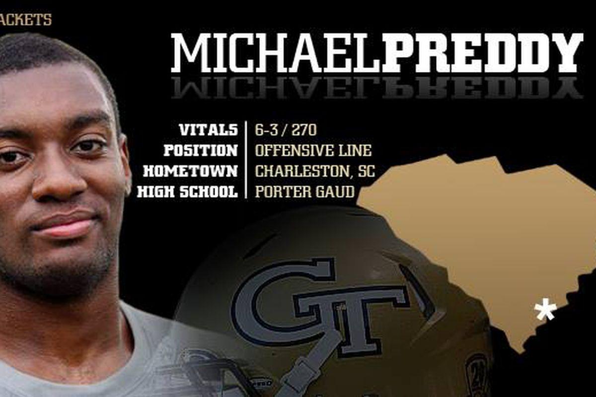 Georgia Tech Yellow Jackets Recruiting: Meet Michael ...