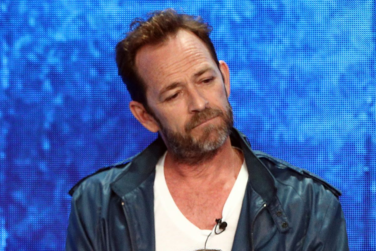 Luke Perry obituary: the star of Riverdale, 90210, dies ...