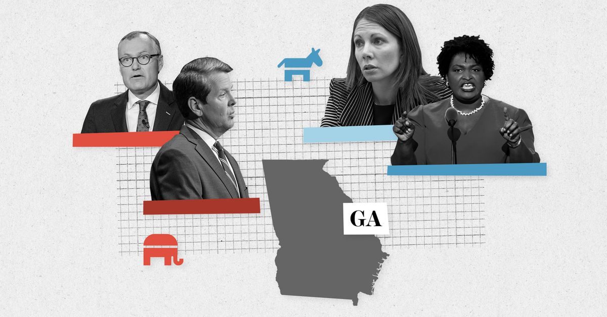 Georgia Primary Election 2018 Results: Governor And