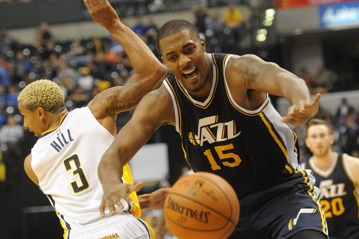 Indiana Pacers vs Utah Jazz  5 Things to Watch - SLC Dunk 57e67f456